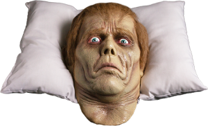 Dawn of the Dead Roger Pillow Pal Prop Replica