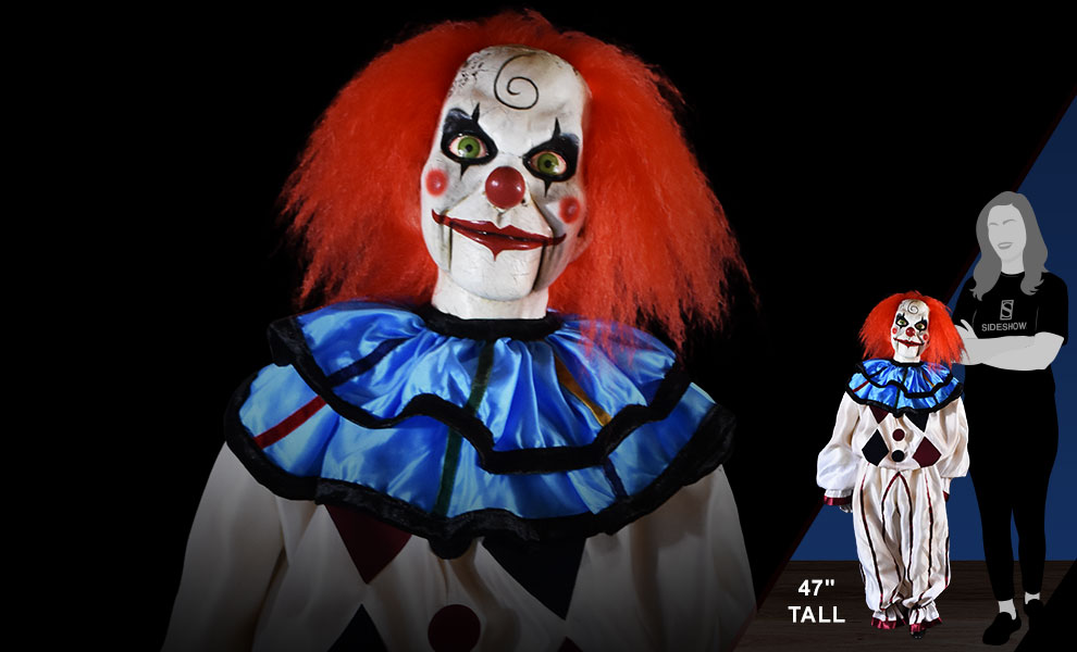 Gallery Feature Image of Mary Shaw Clown Prop - Click to open image gallery