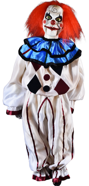 Mary Shaw Clown Prop
