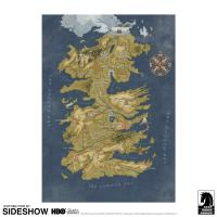 Gallery Image of Game of Thrones: Cersei Lannister Westeros Map Puzzle