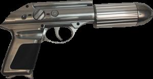 Standard Issue Agent Sidearm (J2) Prop Replica