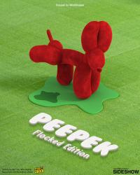 Gallery Image of PEEpek (Flocked Edition) Collectible Figure