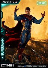 Gallery Image of Superman Deluxe Version Statue