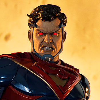 Superman Deluxe Version DC Comics Statue