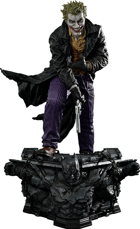 Prime 1 Studio The Joker (Concept Design by Lee Bermejo) Statue