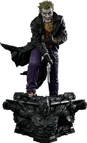 The Joker (Concept Design by Lee Bermejo) Statue