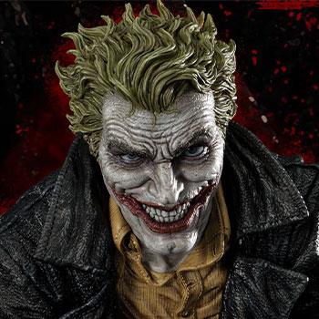 The Joker (Concept Design by Lee Bermejo) DC Comics Statue