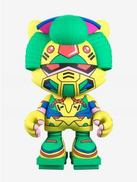 Gallery Image of Neon Future Janky Designer Collectible Toy