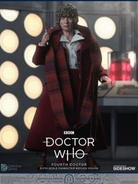 Gallery Image of Fourth Doctor Sixth Scale Figure