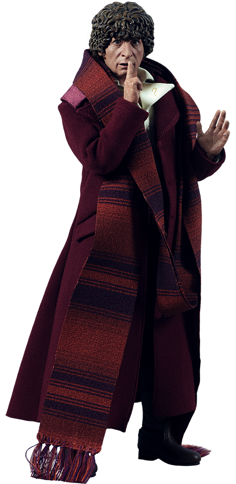 BIG Chief Studios Fourth Doctor Sixth Scale Figure