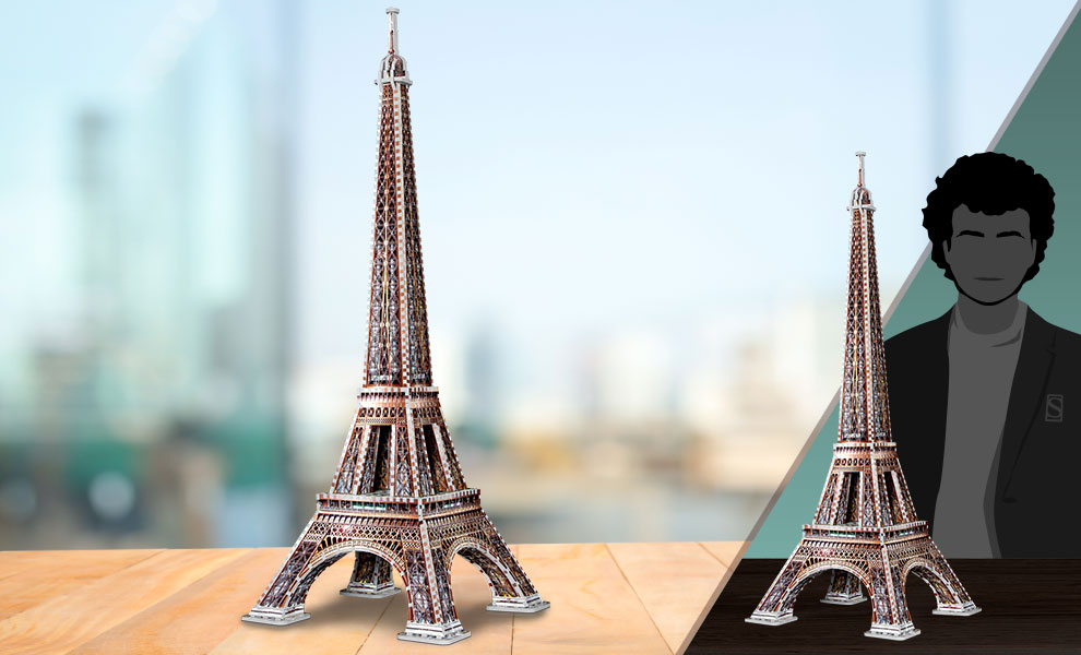 Gallery Feature Image of Eiffel Tower 3D Puzzle Puzzle - Click to open image gallery