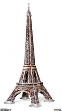 Gallery Image of Eiffel Tower 3D Puzzle Puzzle