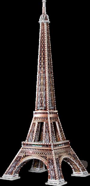Eiffel Tower 3D Puzzle Puzzle