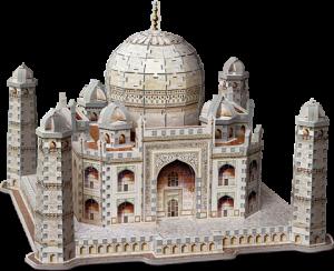 Taj Mahal 3D Puzzle Puzzle