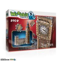 Gallery Image of Big Ben 3D Puzzle Puzzle