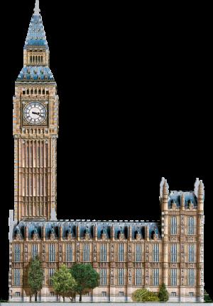 Big Ben 3D Puzzle Puzzle