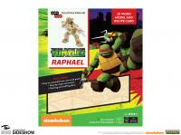Gallery Image of Raphael 3D Wood Model and Recipe Card Model Kit