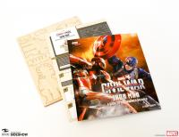 Gallery Image of Iron Man Signature Series 3D Wood Model Model Kit