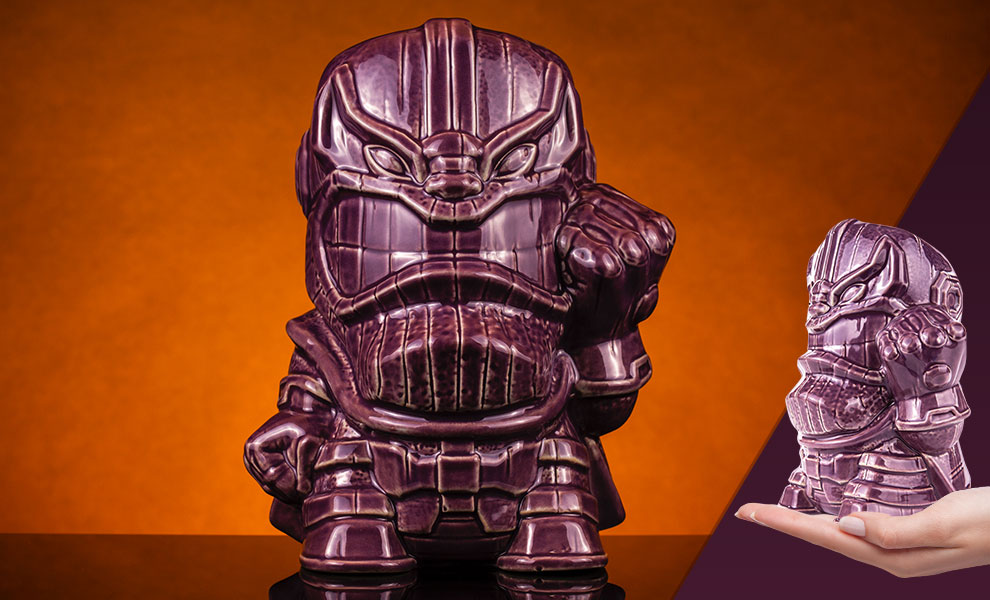 Gallery Feature Image of Thanos (Power Variant) Tiki Mug - Click to open image gallery