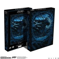 Gallery Image of Alien Puzzle