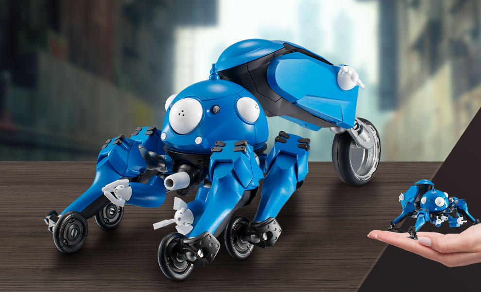 Gallery Feature Image of Tachikoma (Ghost in the Shell: SAC_2045) Collectible Figure - Click to open image gallery