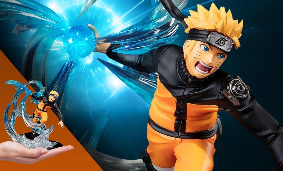 Naruto Uzumaki Shippuden Kizuna Relation Figure By Bandai Sideshow Collectibles