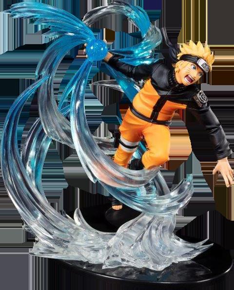 Bandai Naruto Uzumaki (Shippuden Kizuna Relation) Collectible Figure