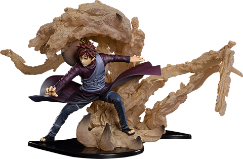 Bandai Gaara (Shippuden Kizuna Relation) Collectible Figure