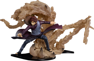 Gaara (Shippuden Kizuna Relation) Collectible Figure