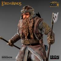Gallery Image of Gimli Deluxe 1:10 Scale Statue