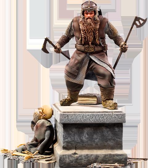 Iron Studios Gimli Deluxe 1:10 Scale Statue