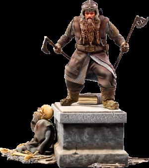 Gimli Deluxe 1:10 Scale Statue