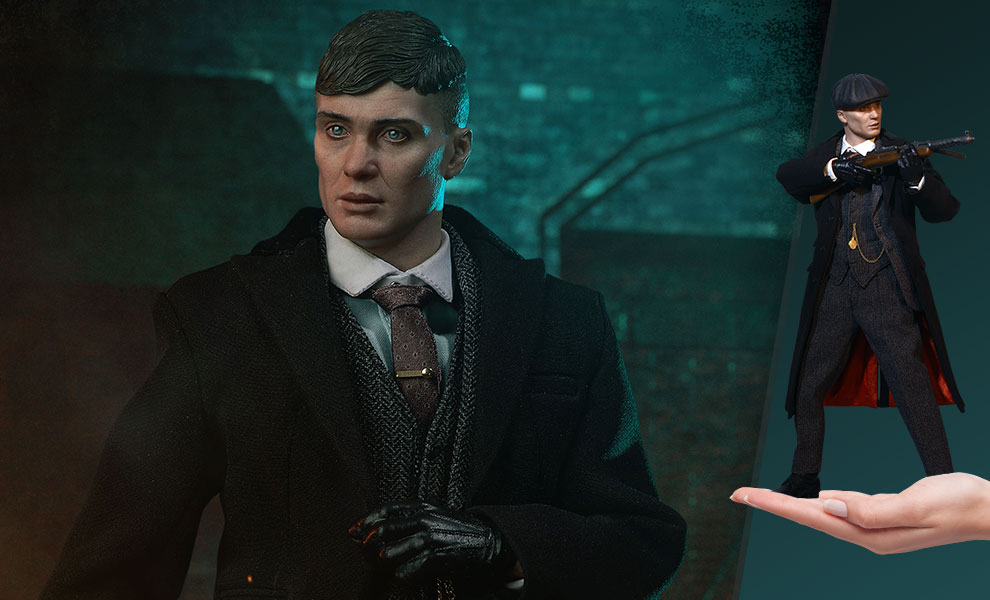 Gallery Feature Image of Tommy Shelby Sixth Scale Figure - Click to open image gallery