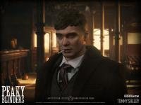 Gallery Image of Tommy Shelby Sixth Scale Figure