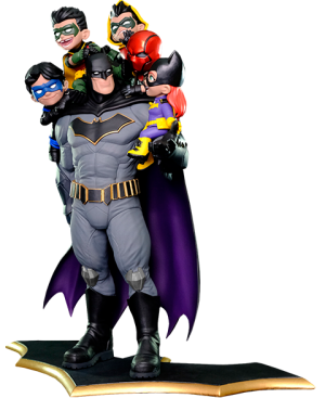 "Batman ""Family"" Q-Master Diorama"