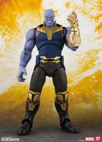 Gallery Image of Thanos Collectible Figure