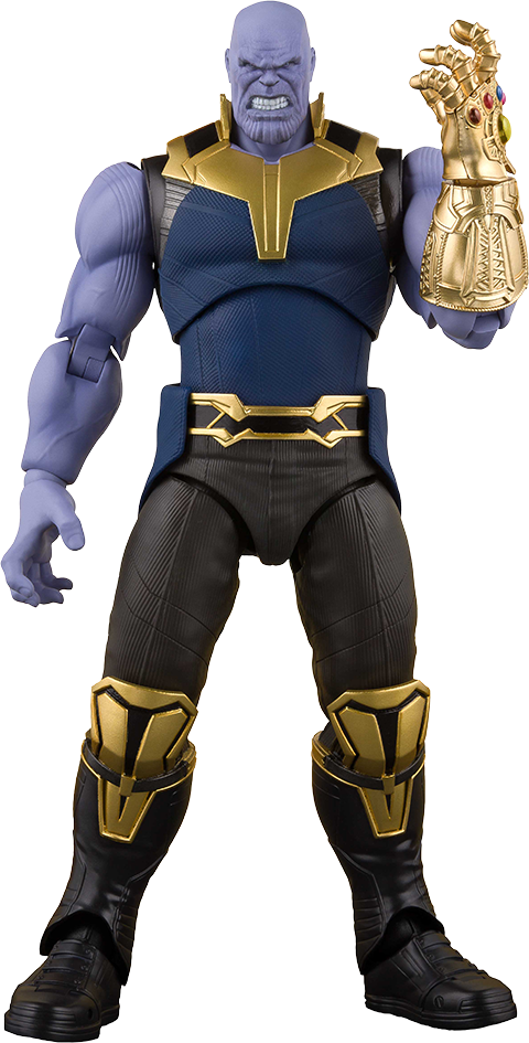 Bandai Thanos Collectible Figure