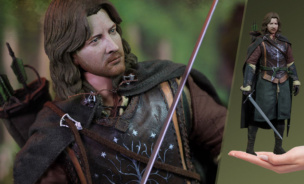 Gallery Feature Image of Faramir Sixth Scale Figure - Click to open image gallery