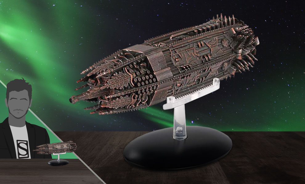 Gallery Feature Image of Klingon Daspu' Class Model - Click to open image gallery