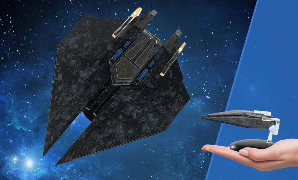 Gallery Feature Image of Section 31 Drone Model - Click to open image gallery