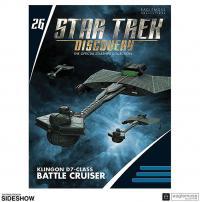 Gallery Image of Klingon D7-Class Battle Cruiser Model