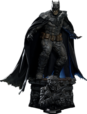 Batman Damned Deluxe Version (Concept Design by Lee Bermejo) Statue