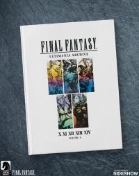 Gallery Image of Final Fantasy Ultimania Archive Volume 3 Book