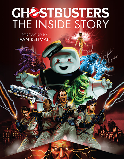 Hero Collector Ghostbusters: The Inside Story Book