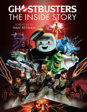 Ghostbusters: The Inside Story Book