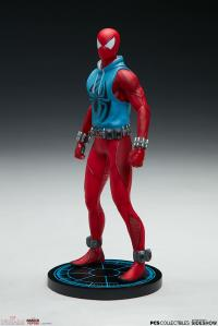 Gallery Image of Marvel's Spider-Man: Scarlet Spider 1:10 Scale Statue