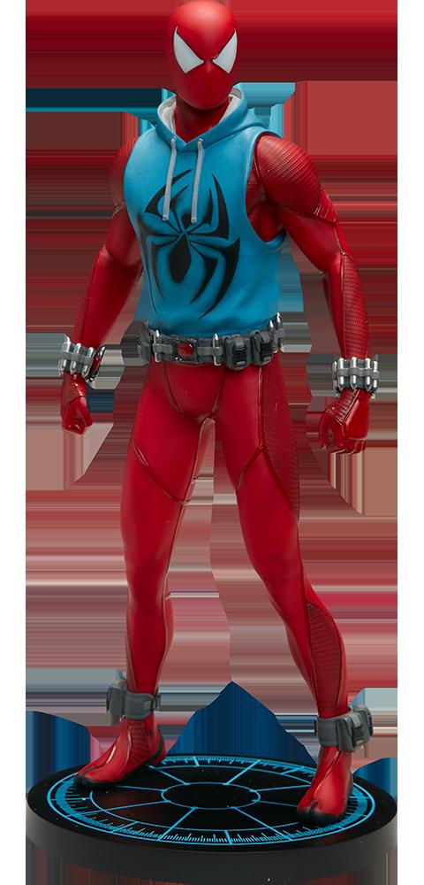PCS Marvel's Spider-Man: Scarlet Spider 1:10 Scale Statue