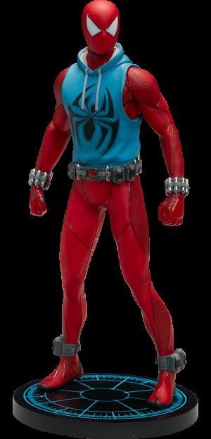 Marvel's Spider-Man: Scarlet Spider 1:10 Scale Statue