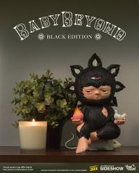Gallery Image of Baby Beyond (Black Edition) Polystone Statue