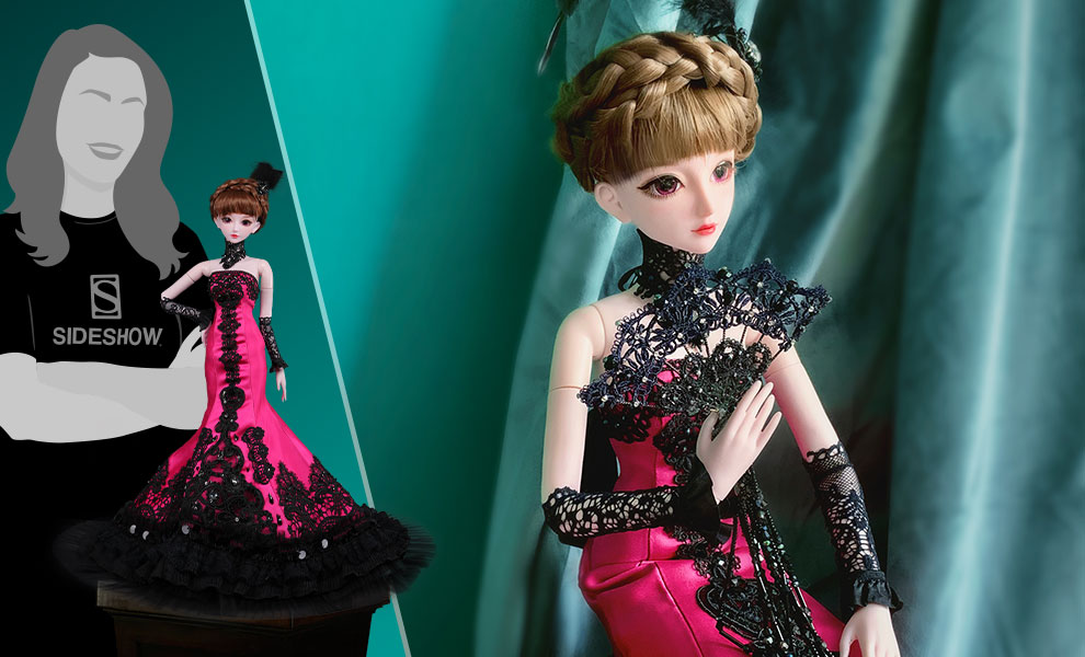 Gallery Feature Image of Pink Lady Collectible Doll - Click to open image gallery